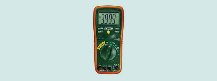 Extech EX430 True RMS Autoranging Multimeter Review